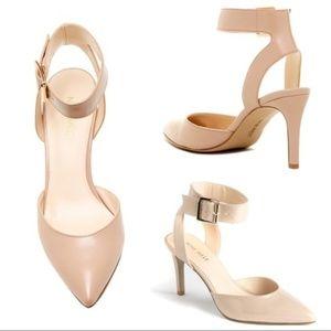 Nine West   New Nude Pointy Toe Heels